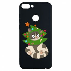 Phone case for Huawei P Smart Cat