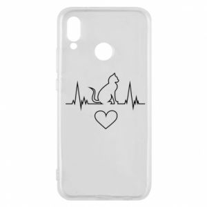 Phone case for Huawei P20 Lite Cat
