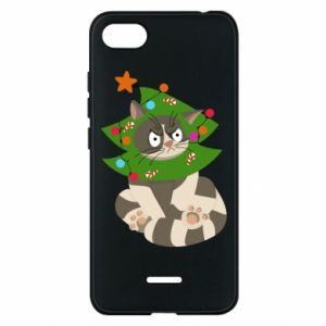 Phone case for Xiaomi Redmi 6A Cat