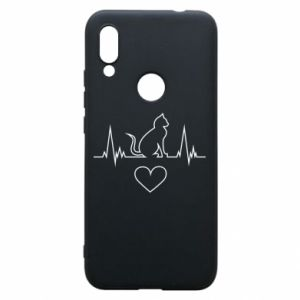 Phone case for Xiaomi Redmi 7 Cat