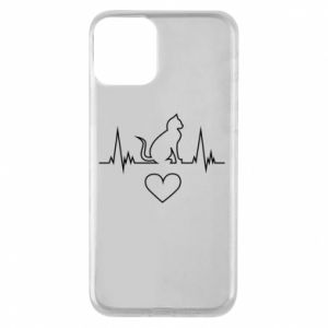 Phone case for iPhone 11 Cat