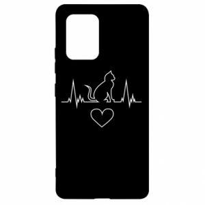 Samsung S10 Lite Case Cat