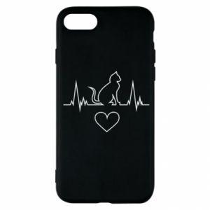 iPhone SE 2020 Case Cat