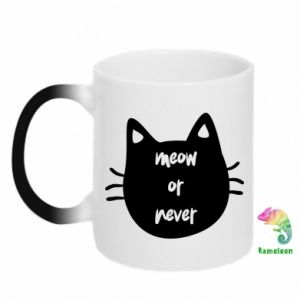 Magic mugs Meow or never