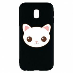 Samsung J3 2017 Case Kitty.
