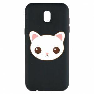 Samsung J5 2017 Case Kitty.
