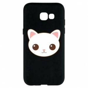 Samsung A5 2017 Case Kitty.