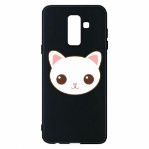 Samsung A6+ 2018 Case Kitty.