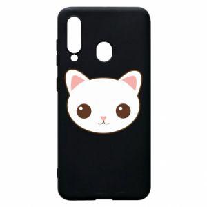 Samsung A60 Case Kitty.