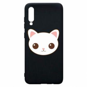 Samsung A70 Case Kitty.