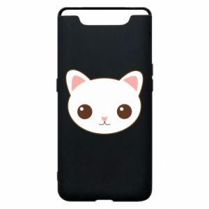 Samsung A80 Case Kitty.