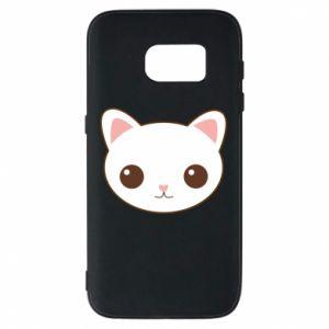 Samsung S7 Case Kitty.