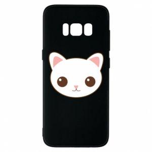 Samsung S8 Case Kitty.