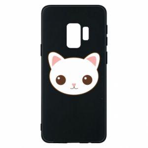Samsung S9 Case Kitty.