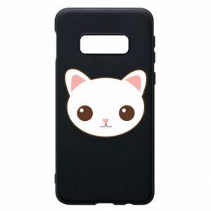 Samsung S10e Case Kitty.