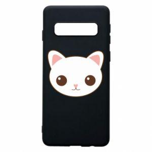 Samsung S10 Case Kitty.