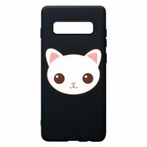 Samsung S10+ Case Kitty.