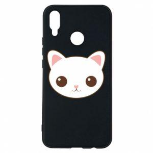 Huawei P Smart Plus Case Kitty.