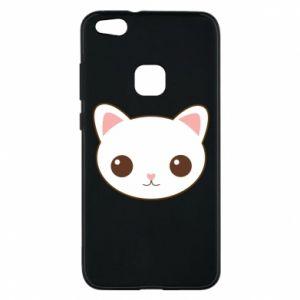 Huawei P10 Lite Case Kitty.