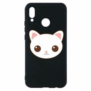 Huawei P20 Lite Case Kitty.