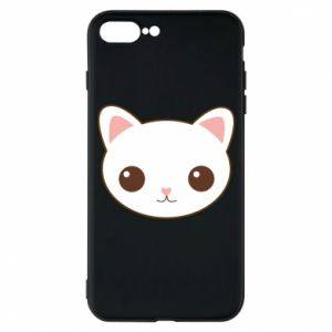 iPhone 7 Plus case Kitty.