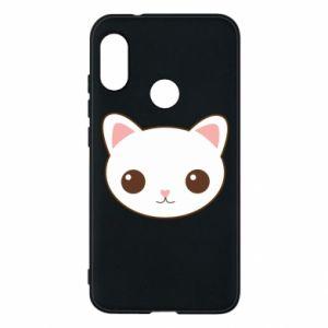 Mi A2 Lite Case Kitty.