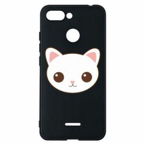 Xiaomi Redmi 6 Case Kitty.