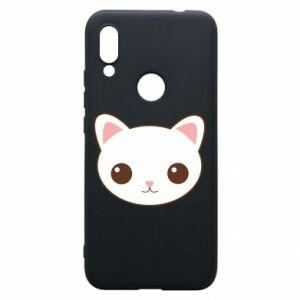 Xiaomi Redmi 7 Case Kitty.