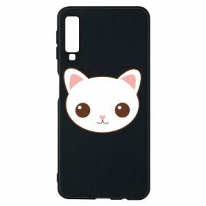 Samsung A7 2018 Case Kitty.
