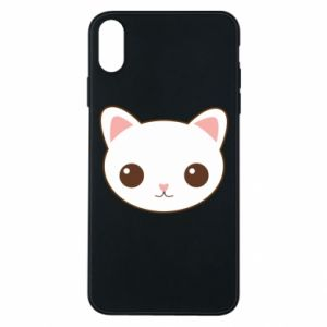 iPhone Xs Max Case Kitty.