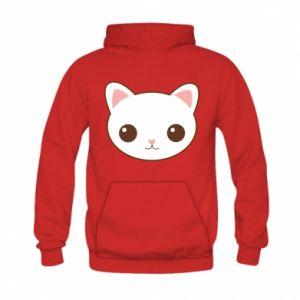 Kid's hoodie Kitty.