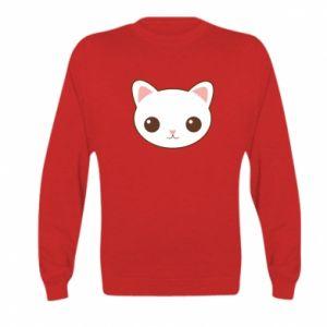 Kid's sweatshirt Kitty.