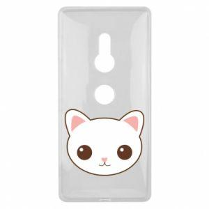 Sony Xperia XZ2 Case Kitty.