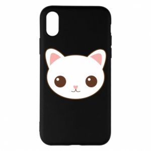iPhone X/Xs Case Kitty.