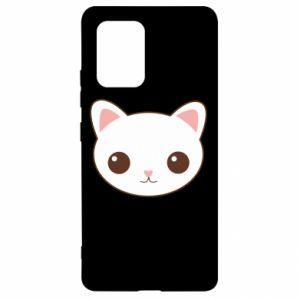 Samsung S10 Lite Case Kitty.