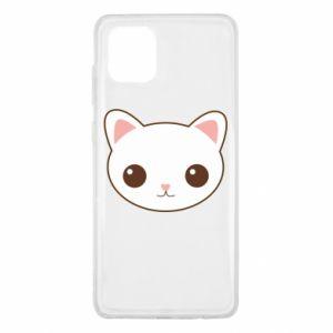 Samsung Note 10 Lite Case Kitty.