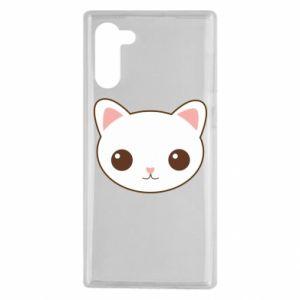 Samsung Note 10 Case Kitty.