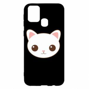 Samsung M31 Case Kitty.