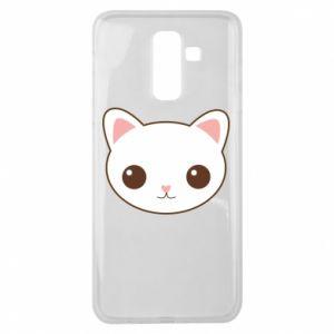 Samsung J8 2018 Case Kitty.
