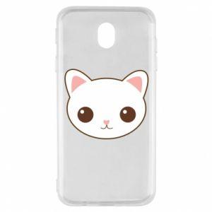 Samsung J7 2017 Case Kitty.