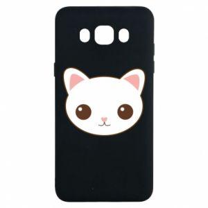 Samsung J7 2016 Case Kitty.
