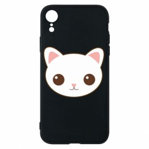 iPhone XR Case Kitty.