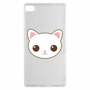 Huawei P8 Case Kitty.