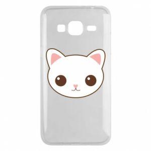 Samsung J3 2016 Case Kitty.