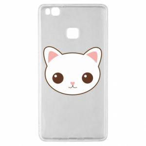 Huawei P9 Lite Case Kitty.