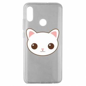 Huawei Honor 10 Lite Case Kitty.