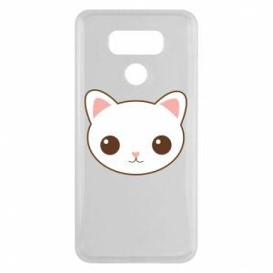 LG G6 Case Kitty.