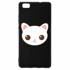 Huawei P8 Lite Case Kitty.