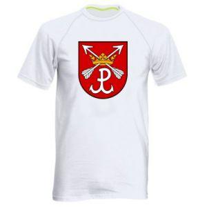 Koszulka sportowa męska Kotwica herb