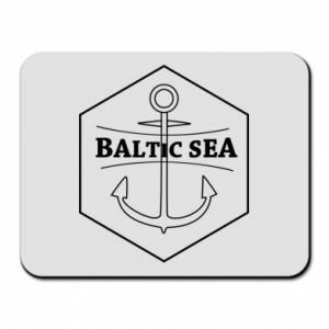 Mouse pad Baltic Sea